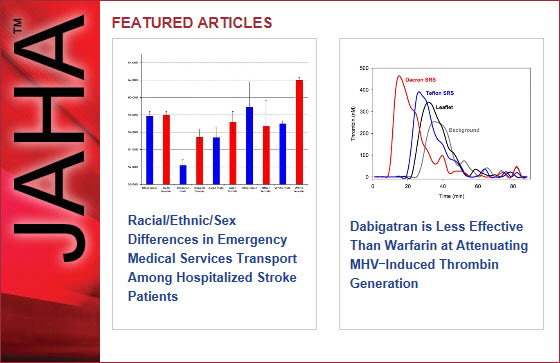 JAHA Featured Articles end Aug 2015
